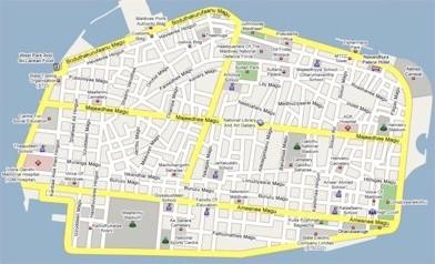 Maldives Complete Resort Profile - male map